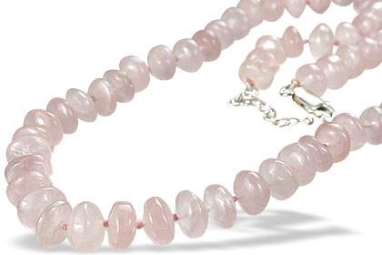 Rose Quartz Necklaces