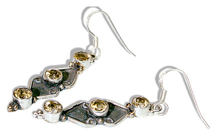 Citrine Earrings 3