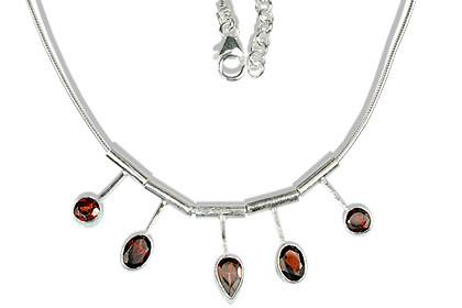 Garnet Necklaces 4