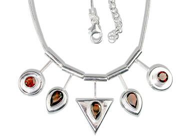 Garnet Necklaces 5