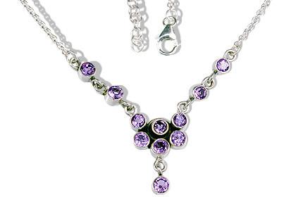Amethyst Necklaces 5