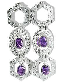 Amethyst Earrings 4
