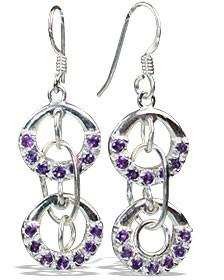 Amethyst Earrings 5