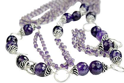 Amethyst Necklaces 6