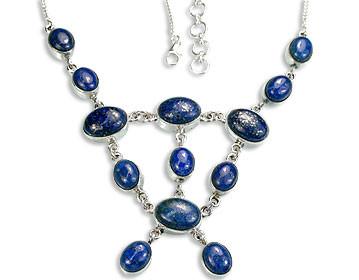 Lapis Lazuli Necklaces 9
