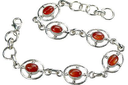 Carnelian Bracelets 8