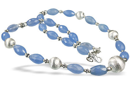 Chalcedony Necklaces 3
