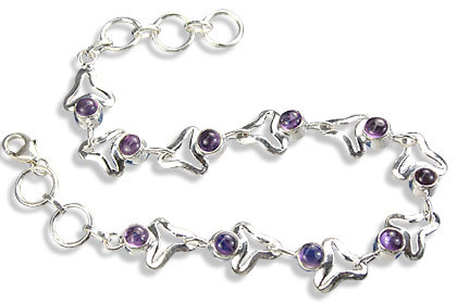 Amethyst Bracelets 14