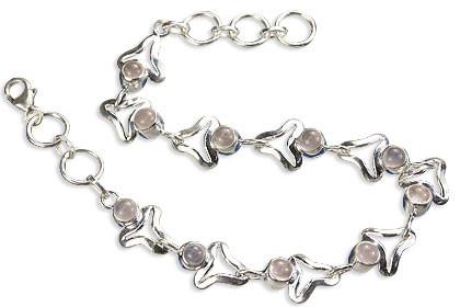 Rose Quartz Bracelets 2