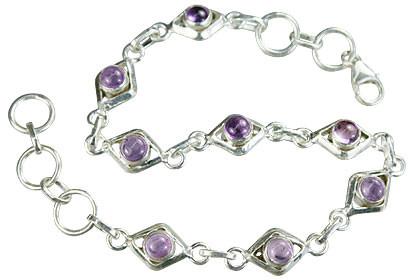 Amethyst Bracelets 15