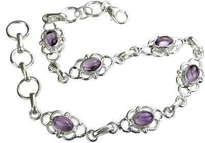 Amethyst Bracelets 17