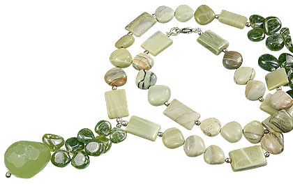 Chrysoprase Necklaces