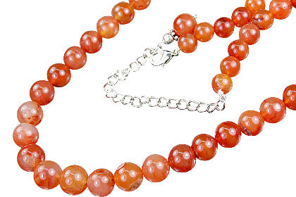 Carnelian Necklaces 15
