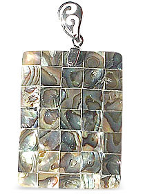 Mother-of-pearl Pendants 3