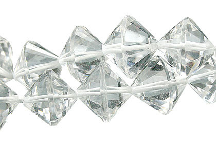 Crystal Bicone Beads (7mm-17mm)