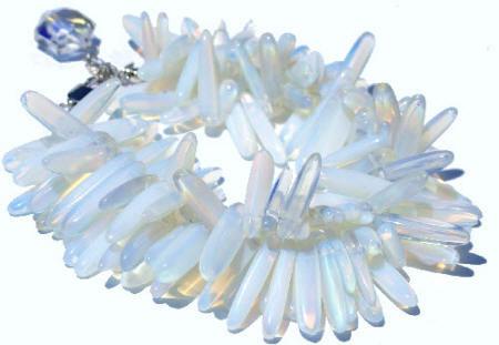 Chipped Opalite Bracelets