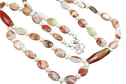 Carnelian Necklaces 17