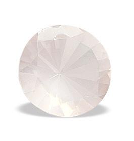 Pink Amethyst Beaded Round Gems