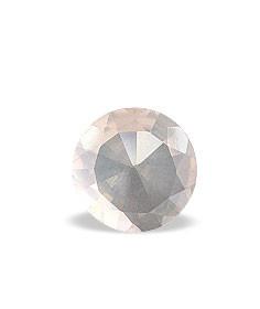 Pink Rose Quartz Beaded Round Gems