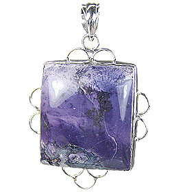Tiffany Stone Pendants