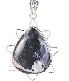 Drop Tiffany Stone Pendants