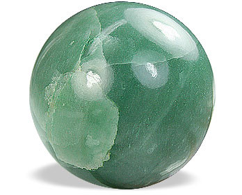 AVENTURINE BEADED GREEN SPHERES HEALING