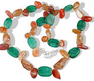 Sunstone Necklaces 2