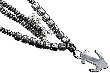 Charm Hematite Necklaces 10