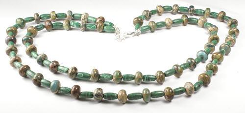 Ethnic Jasper Necklaces