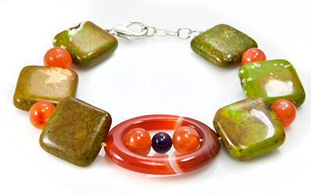 Chunky Mohave Bracelets 2