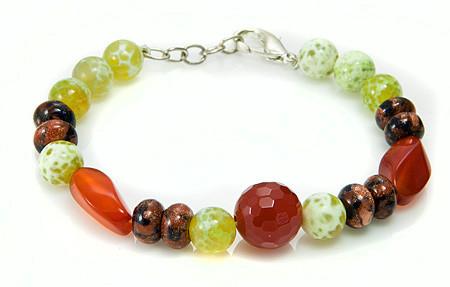 Contemporary Carnelian Bracelets 5