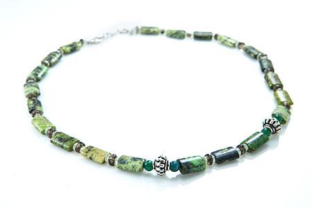 Ethnic Jasper Necklaces 2