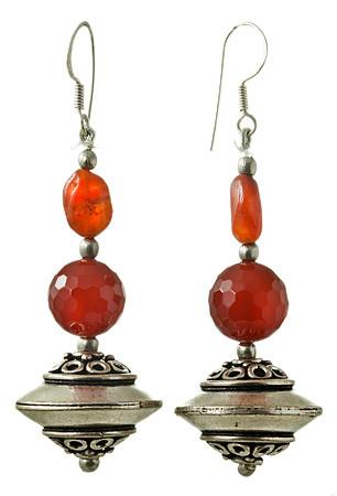 Carnelian Earrings 11