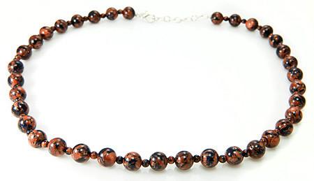 Classic Goldstone Necklaces