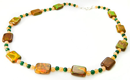 Ethnic Mohave Necklaces 3