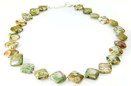 Choker Jasper Necklaces