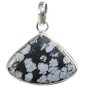 Obsidian Pendants 3