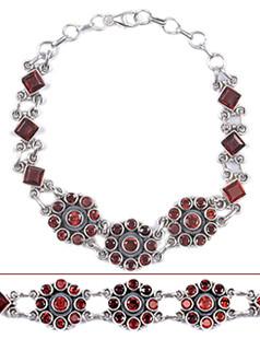 Garnet Bracelets 17