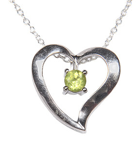Classic Peridot Necklaces