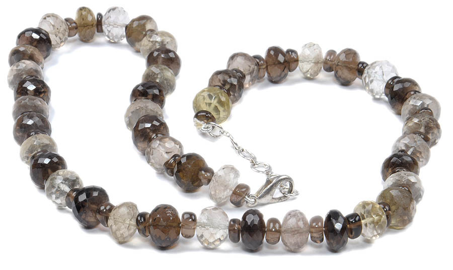Smoky Quartz Necklaces 6