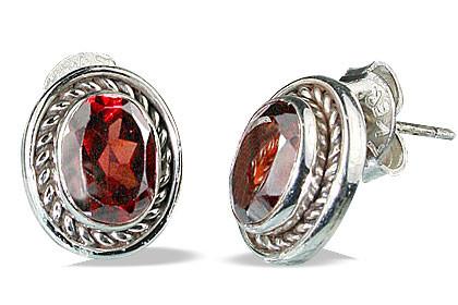 Garnet Earrings 14