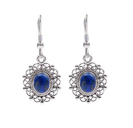 Lapis Lazuli Earrings 6