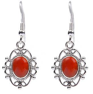 Carnelian Earrings 13