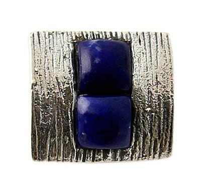 Blue Lapis Lazuli Silver Setting Pendants