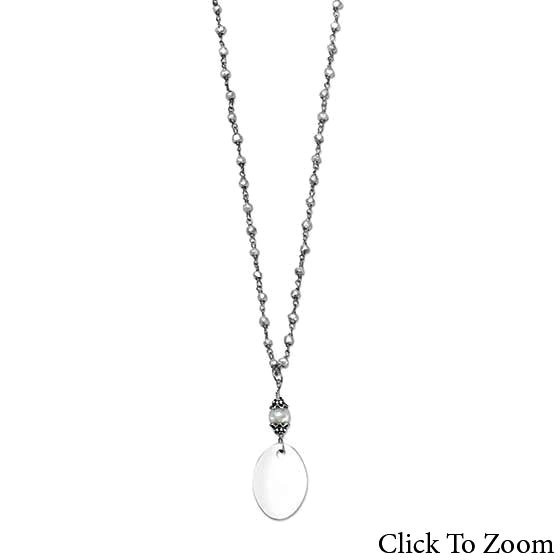 Multi-color Multi-stone Beaded Necklaces 16 Inches