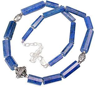 Ethnic Lapis Lazuli Necklaces