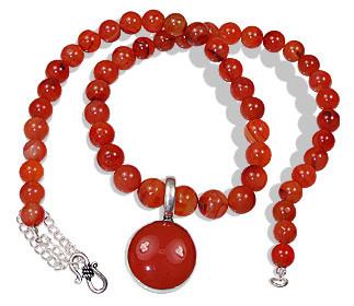 Carnelian Necklaces 3