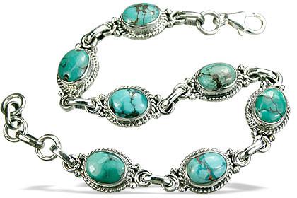 American-southwest Turquoise Bracelet