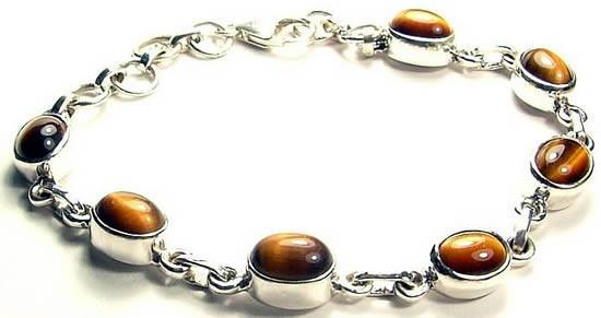 Tiger Eye Bracelets 2