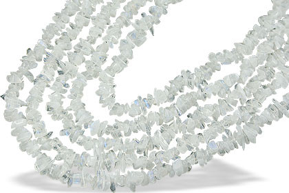 Chipped Moonstone Necklaces 5